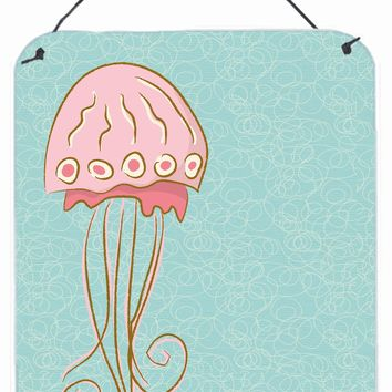 Jelly Fish Welcome Wall or Door Hanging Prints BB8576DS1216