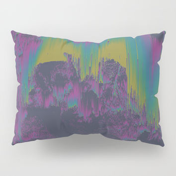Elsewhere Pillow Sham by DuckyB