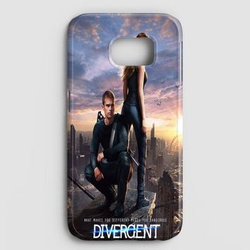 Divergent Mortal Instrument And Hunger Game Samsung Galaxy S7 Edge Case | casescraft
