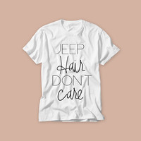 Free Shipping! Jeep Hair Don't Care! Sorry not sorry! T-shirt