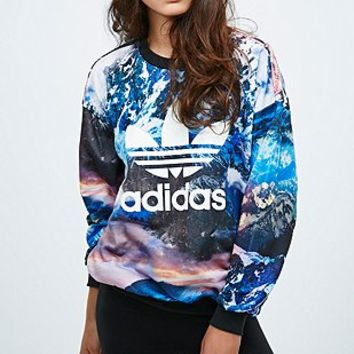 Adidas Mountain Clash Sweatshirt - Urban Outfitters