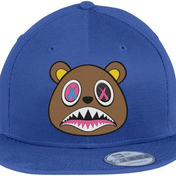 Crazy Baws - New Era 9Fifty Royal Blue Snapback Hat