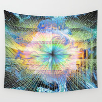 Living Color Wall Tapestry by J.Lauren