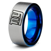 New York Giants Ring Mens Fanatic Sports Boys Girl Womens Ring