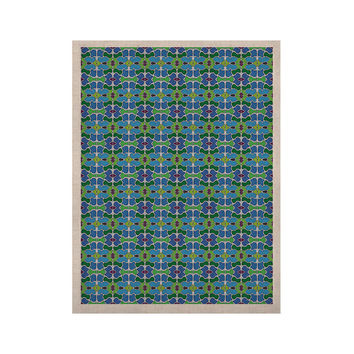 "Empire Ruhl ""Sea Glass"" KESS Naturals Canvas (Frame not Included)"