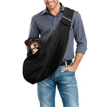 Alfie Pet by Petoga Couture - Chico Reversible Pet Sling Carrier