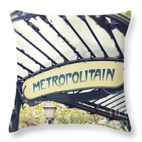 """Back in Time Throw Pillow for Sale by Ivy Ho - 16"""" x 16"""""""