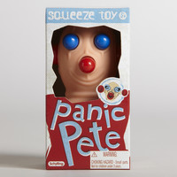 Panic Pete Squeeze Toy - World Market