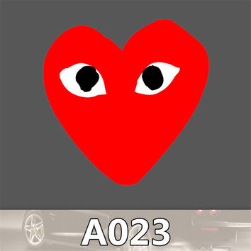 A-023 Personalized Single Tide Brand Waterproof Stickers And Motorcycle Trolley Stickers Stickers Graffiti toon