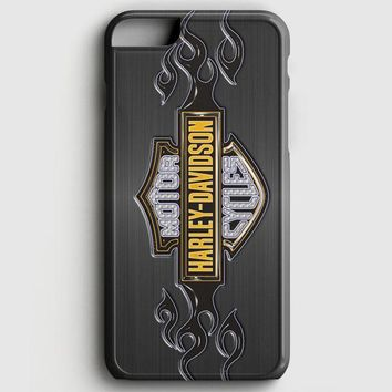Harley Davidson Logo iPhone 6 Plus/6S Plus Case