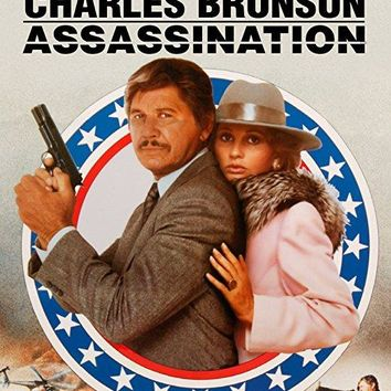 Charles Bronson & Jill Ireland & Peter Hunt-Assassination 1987