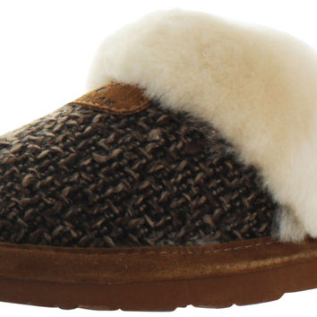Bearpaw Paulette Women's Sheepskin Slippers House Shoes