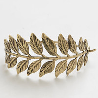 Boho Right in Frond of You Bracelet by ModCloth