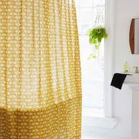 4040 Locust Divia Ikat Shower Curtain