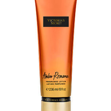 Amber Romance Fragrance Lotion - Victoria's Secret Fantasies - Victoria's Secret