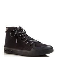rag & boneStandard Issue High Top Lace Up Sneakers