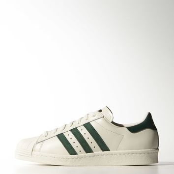 adidas Superstar 80s Vintage Deluxe Shoes | adidas US