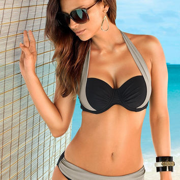 Low Waist Bikini Push Up Bathing Suit