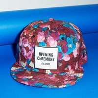 Thierry Boutemy for Opening Ceremony Royal Composition New Era 59Fifty Hat - WOMEN - SALE - Thierry Boutemy for Opening Ceremony