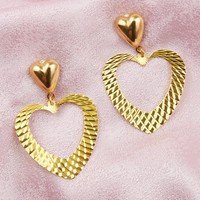 With Love Earrings