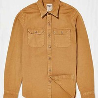 Levi's Monks Robe Canvas Button-Down Shirt