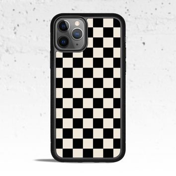 Checkerboard Off White Phone Case Cover for Apple iPhone Samsung Galaxy S & Note