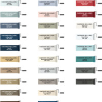 PBteen Paint Colors from Sherwin Williams