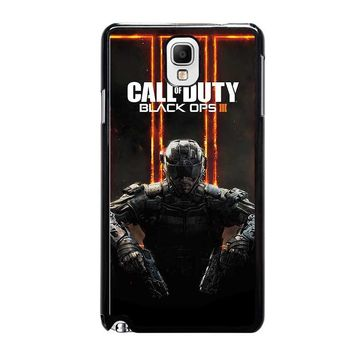 CALL OF DUTY BLACK OPS 3 Samsung Galaxy Note 3 Case Cover