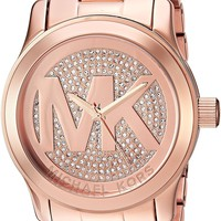 Michael Kors Watches Runway Watch