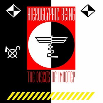Hieroglyphic Being - The Disco's Of Imhotep [LP] (180 Gram, download)
