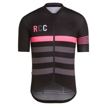 Custom Summer Riding gear 2017 short sleeve cycling clothes prendas ciclismo bike racing cycling tops Rcc team cycling Jersey