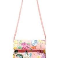 Garden Party What's for Lunch? Crossbody Lunch Bag by Bando