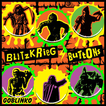 BLITZKRIEG BUTTONS - BUTTONS OF THE DAY - S122