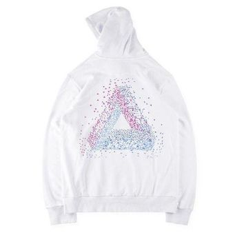 Hoodies Hats Pullover 6 Color Print Cotton Jacket [11412550215]