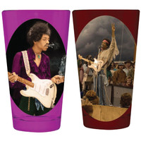 Jimi Hendrix - Pub Glass Set
