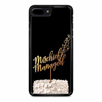 Mischief Managed Harry Potter iPhone 8 Plus Case