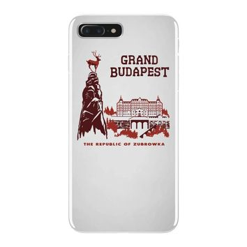grand budapest hotel iPhone 7 Plus Case