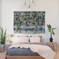 zappwaits new york city Wall Hanging by netzauge
