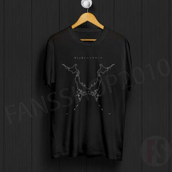 ONE OK ROCK Niche Album Wherever You Are BLACK Unisex TShirt Size S to XL