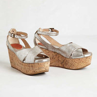 Anthropologie - High Rise Wedges