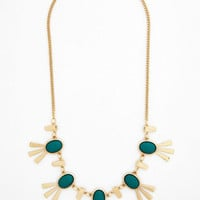 ModCloth Statement Glamorous State of Mind Necklace