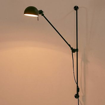 Simon Adjustable Sconce | Urban Outfitters