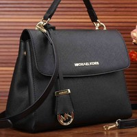 MK Women Shopping Bag Leather Satchel Crossbody Handbag Shoulder Bag [54705717260]