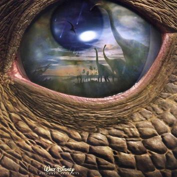 Dinosaur 27x40 Movie Poster (2000)