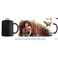 Wonder Woman Batman V Superman Morphing Mug