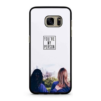 Twisted Sisters Samsung Galaxy S7 Case