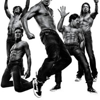 Magic Mike Xxl Movie Poster 24in x36in