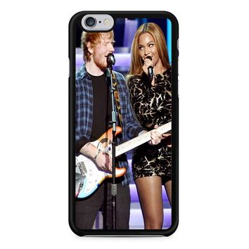 Ed Sheeran And Beyonce 2 iPhone 6 / 6S Case