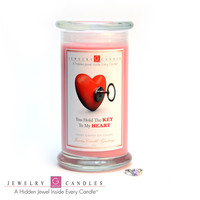 You Hold The Key To My Heart Jewelry Greeting Cards Candles