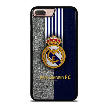 REAL MADRID FC LOGO iPhone 8 Plus Case Cover